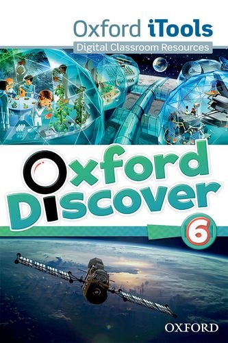 Oxford Discover 6  iTools: DVD-ROM