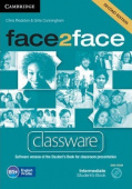 face2face 2nd Edition Intermediate Classware DVD-ROM