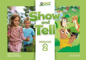 Show and Tell Second edition 2  Activity Book