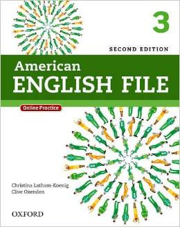 American English File Second edition Level 3 Student Book with Online Skills