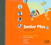 Junior Plus 4 Audio CD (individuel)