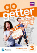 GoGetter 3 Teacher's Book with MyEnglishLab & Online Extra Homework + DVD-ROM Pack