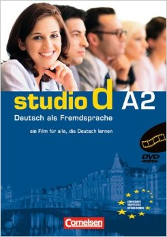 studio d A2 Video-DVD mit Ubungsbooklet