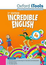 Incredible English (Second Edition) Level 4 iTools DVD-ROM