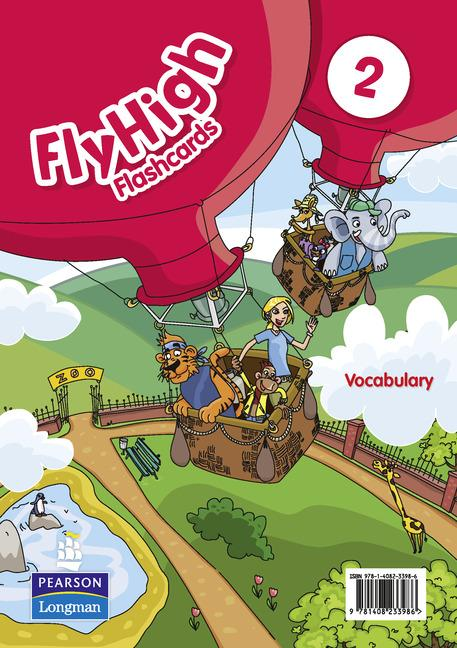 Fly High 2 Vocabulary Flashcards