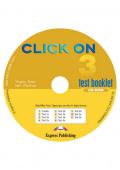 Click On 3 Test Booklet CD-ROM