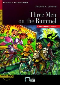 Reading & Training Step 4: Three Men on the Bummel  + CD