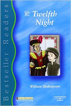 Bestseller Readers Level 3: Twelfth Night with CD