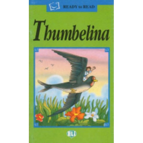 ELi Readers Green Series: (A1) Thumbelina with CD
