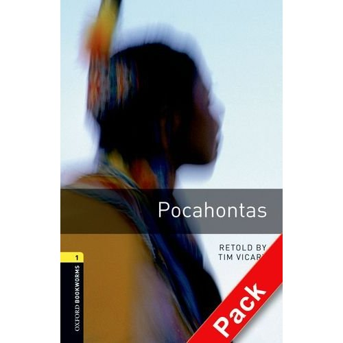 Pocahontas Audio CD Pack