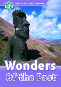 Oxford Read and Discover Level 4 Wonders of the Past Audio CD Pack