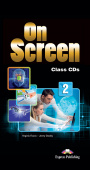 On Screen 2 Class Audio CDs (set of 6)