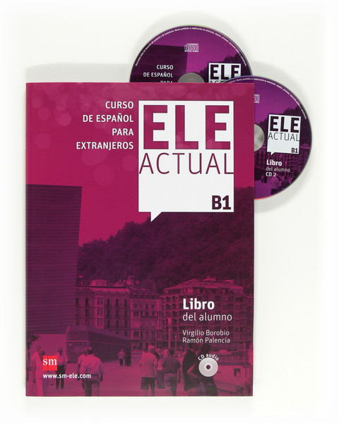Ele Actual B1 Libro del alumno + CD audio (2)