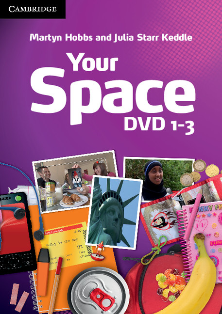 Your Space 1 - 3 levels DVD