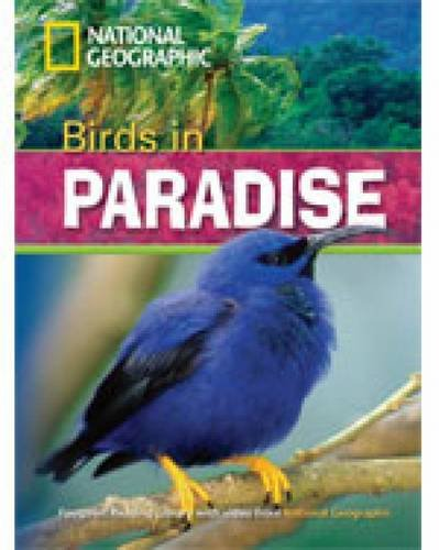 Fotoprint Reading Library B1 Birds in Paradise