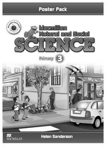 Macmillan Natural and Social Science 3 Poster Pack