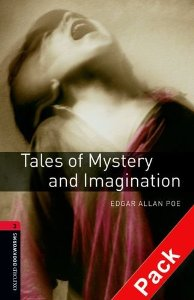 OBL 3: Tales of Mystery and Imagination Audio CD Pack