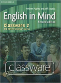 English in Mind 2nd Edition Level 2 Classware DVD-ROM