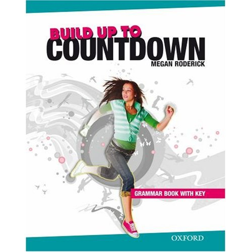 Build Up to Countdown Grammar Book with key