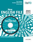 New English File Advanced Workbook (without key) with MultiROM Pack
