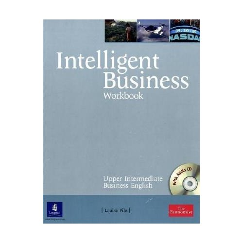 Intelligent Business Upper-Intermediate Workbook with Audio CD