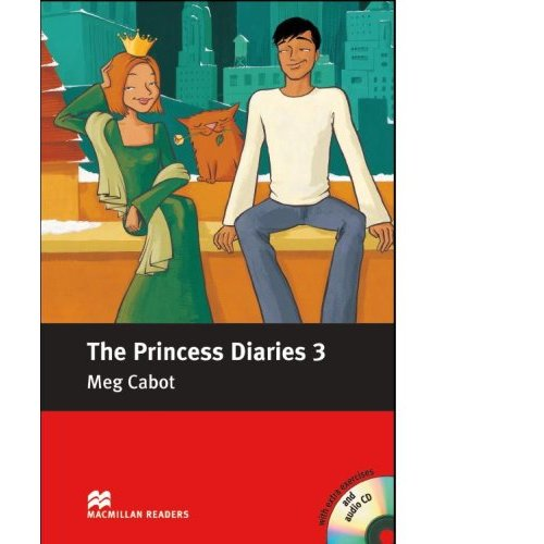 The Princess Diaries: Book 3 (with Audio CD)