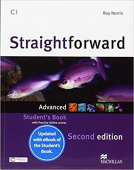 Straightforward (Second Edition) Advanced  Student's Book + Webcode + e-book