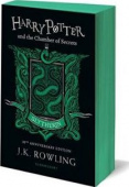 Harry Potter and the Chamber of Secrets (Slytherin Edition) - Paperback