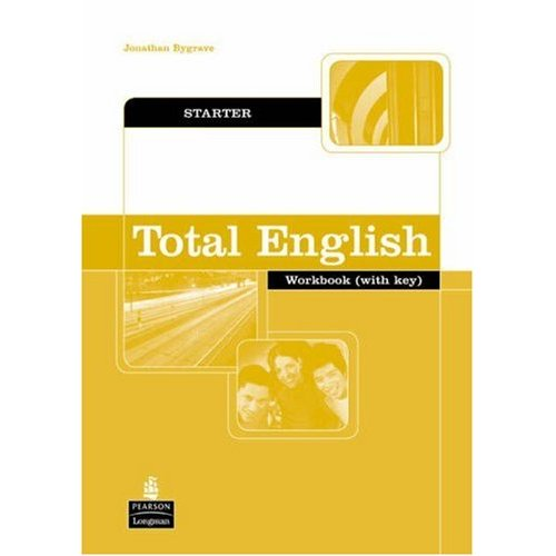 Total English Starter Workbook with key