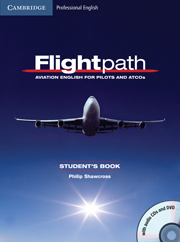 Flightpath Student's Book with Audio CDs (3) and DVD