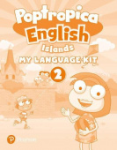 Poptropica English Islands 2 My Language Kit (Reading, Writing & Grammar Book)