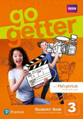 GoGetter 3 Students' Book with MyEnglishLab Pack