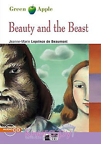 Green Apple Starter: Beauty and the Beast with Audio CD