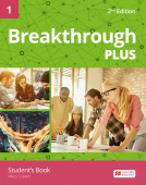 Breakthrough Plus 2nd Edition 1 DSB