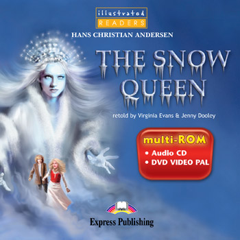 Illustrated Readers Level 1 The Snow Queen Audio CD