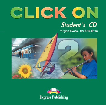 Click On 2 Student's Audio CD