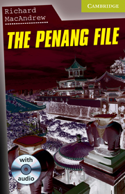 The Penang File (with Audio CD)