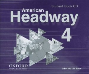 American Headway 4 Student Book Audio CDs (3)