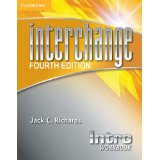 Interchange Fourth Edition Intro Workbook