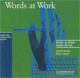 Words at Work Audio CD Set (2 CDs)