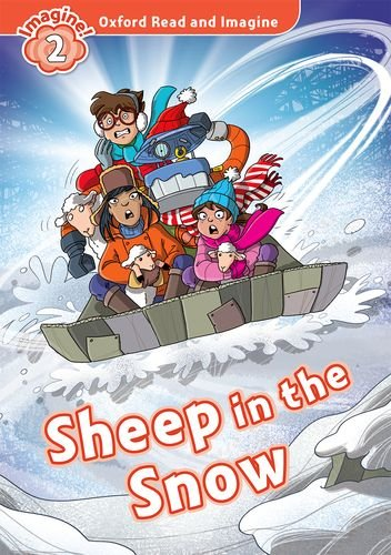 Oxford Read and Imagine Level 2 Sheep in the Snow Audio CD Pack