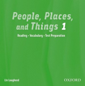 People, Places, and Things Reading 1 Audio CD
