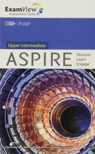 Aspire Upper Intermediate ExamView CD-ROM