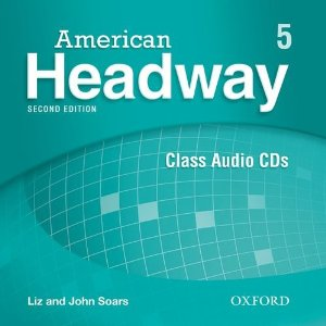 American Headway Second Edition 5 Class Audio CDs (3)