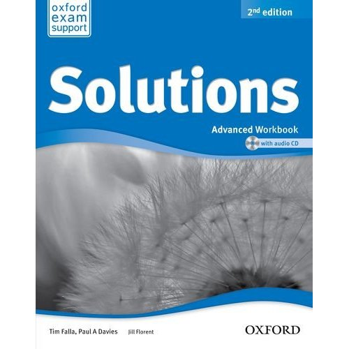 Solutions Second Edition Advanced Workbook and Audio CD Pack