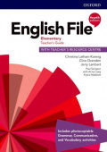 English File Fourth Edition Elementary Teacher's Guide with Teacher's Resource Centre