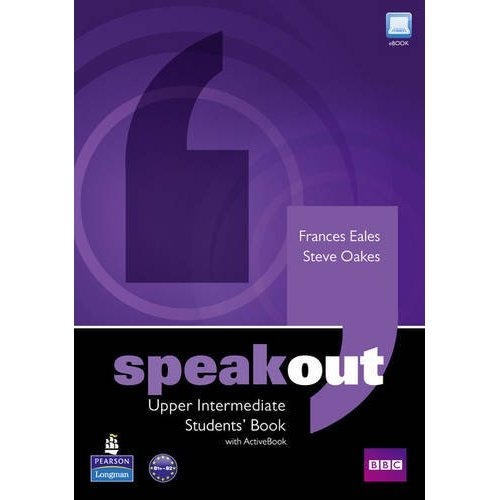 Speakout Upper-Intermediate Student's Book / DVD / Active Book