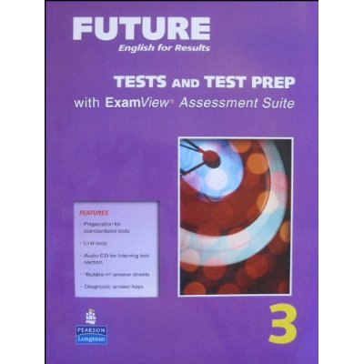 Future 3 Tests and Test Prep with Exam View