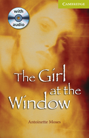 The Girl at the Window  (with Audio CD)