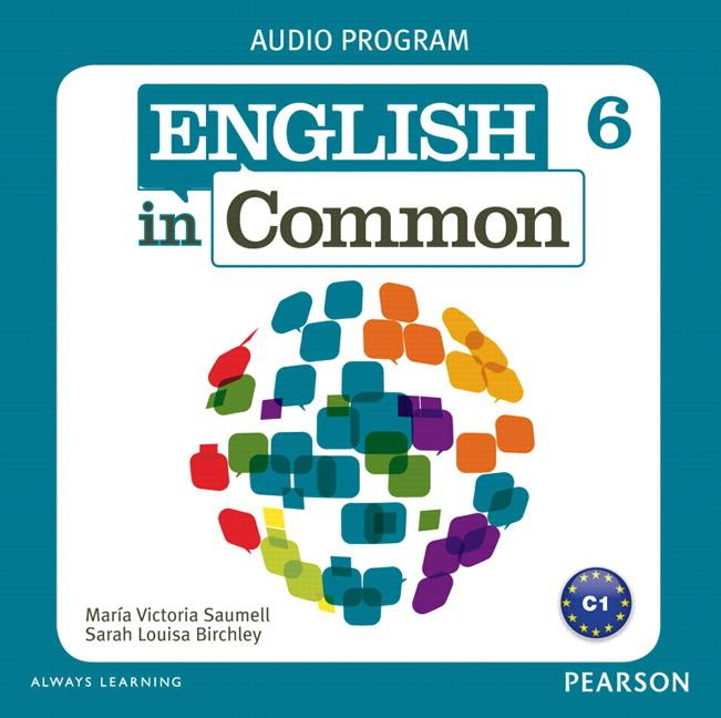 English in Common 6 Class Audio CDs